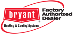 We're proud to install & service Bryant AC systems